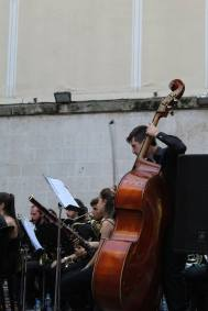 Performing in Spain 2015